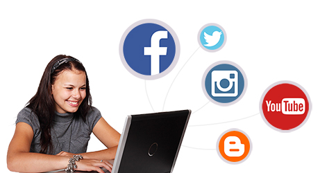 Social-Media-Girl